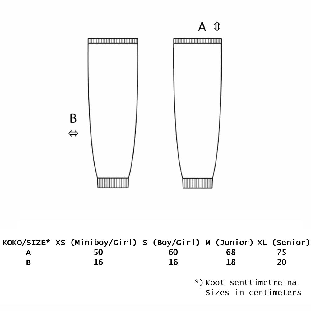slashless-viiltosuoja-kokotaulukko-size-chart
